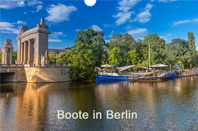 Boote in Berlin